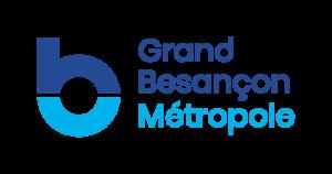 Logo Grand Besançon Métropole